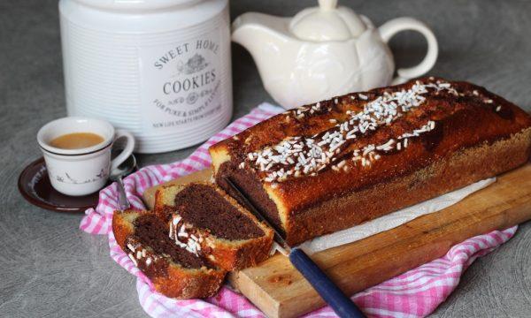 Plumcake allo yogurt al cacao – delizioso a colazione!