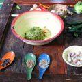 Pasta di curry verde - green curry paste - Nam prik gaeng kheao wan