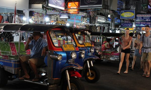 Khaosan Road e China Town – mercati a Bangkok