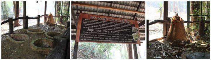 Forni utilizzati dai soldati giapponesi nella seconda guerra mondiale