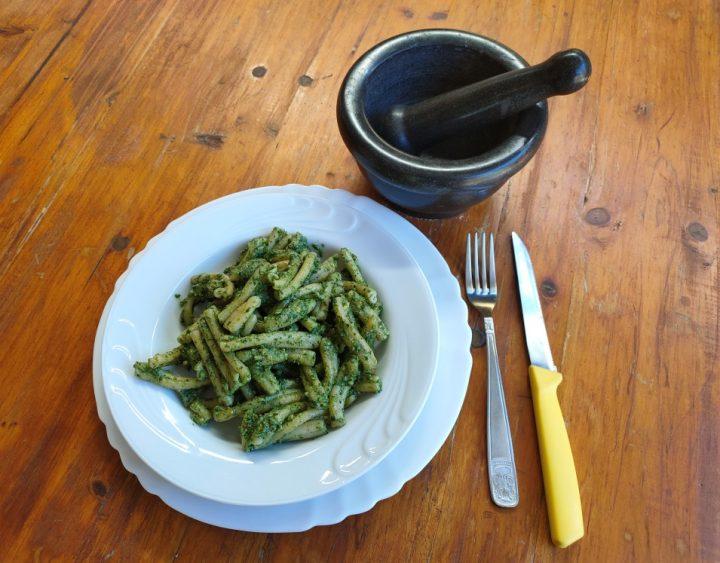 Pesto di ortiche