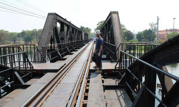 Il ponte sul fiume Kwai e la sua ferrovia – La seconda guerra mondiale in Thailandia
