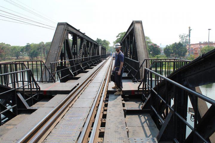 Il ponte sul Fiume Kwai e la sua Ferrovia