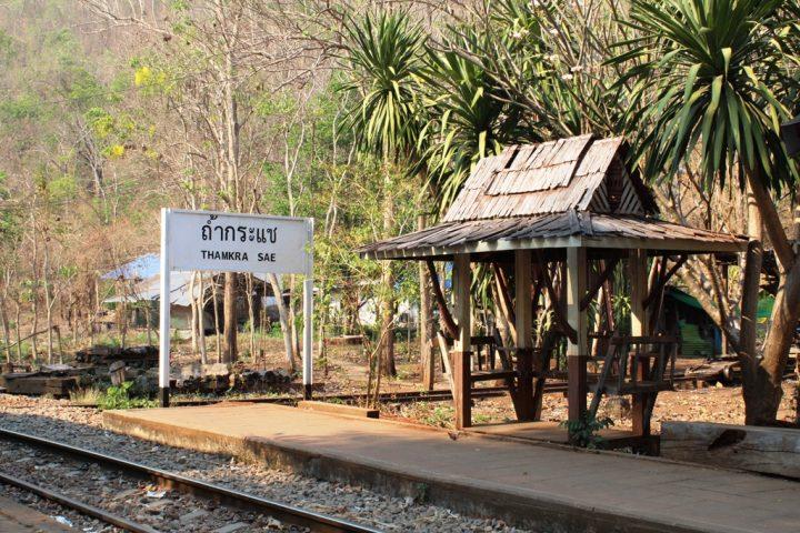 Stazione Ferroviaria di Thamkra Sae