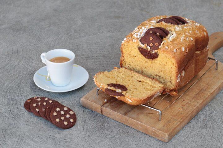 Plumcake goloso con la macchina del pane